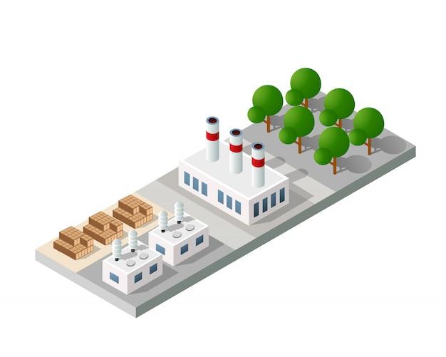 Fábrica urbana da cidade