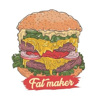 Fabricante de gordura
