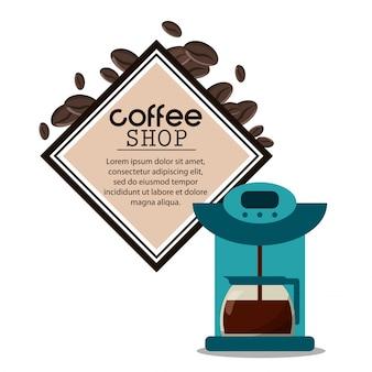 Fabricante de máquinas para café