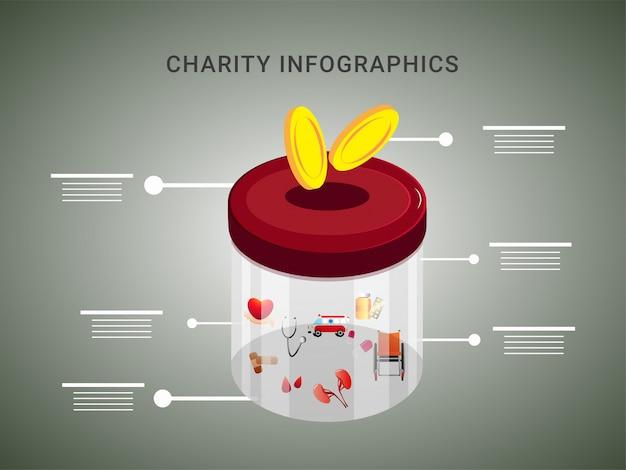 Faça uma doação com múltiplas opções de contribuição.