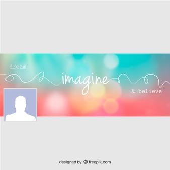 Facebook design da capa