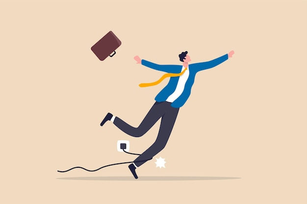 Falha ou erro, acidente ou problema surpresa que impactam os negócios.