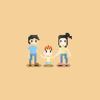 Família pixel