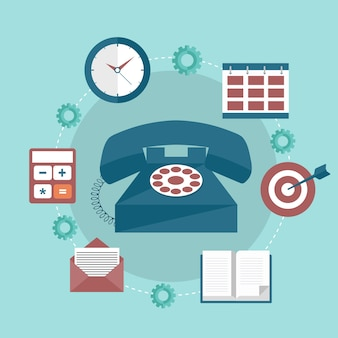 Faq, newsletter, suporte, ícone de contato