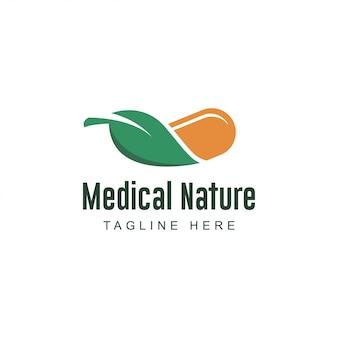 Farmácia médica logo