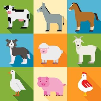 Fazenda de animais