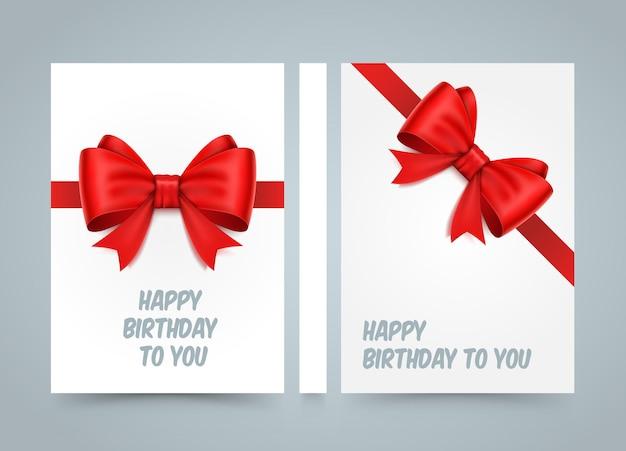Feliz aniversário. arco em papel branco. banner road book. papel de tamanho a4, elemento de design de modelo, vetor