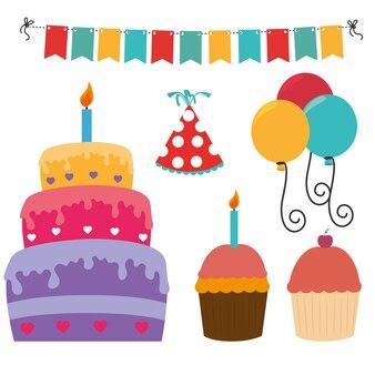Feliz aniversario design