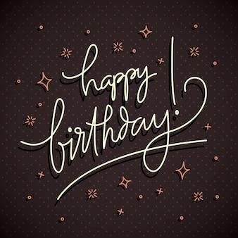 Feliz aniversário letras tema