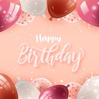 Feliz aniversário letras