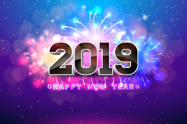 Feliz ano novo 2019