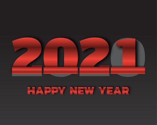 Feliz ano novo 2021. 2021 cartão de cumprimentos. banner abstrato do fundo background.2021.