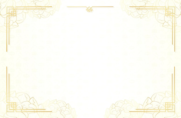 Feliz ano novo chinês 2020, ano lunar do rato, plano de fundo branco do modelo. rede social de banner da web ou brochura. ilustração de estoque vetorial