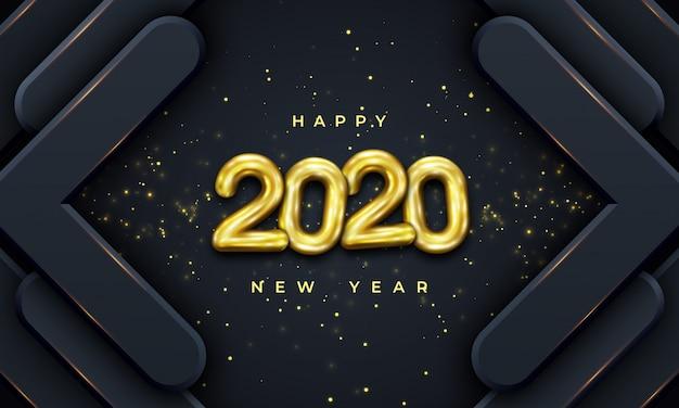 Feliz ano novo de 2020.