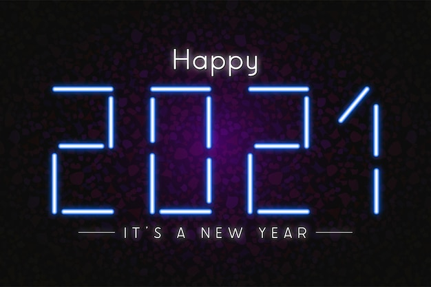 Feliz ano novo fundo de fundo de natal