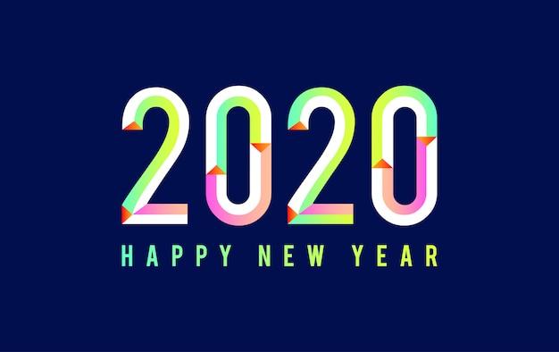 Feliz ano novo fundo ilustração vector
