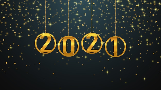 Feliz ano novo fundo.