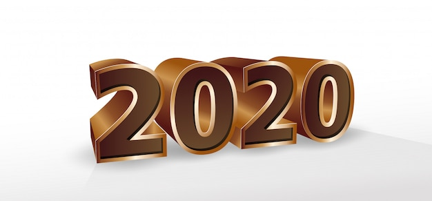 Feliz ano novo números
