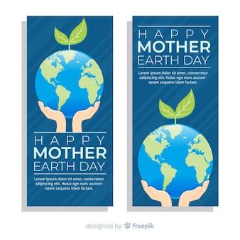 Feliz dia da mãe terra