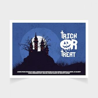 Feliz dia das bruxas design