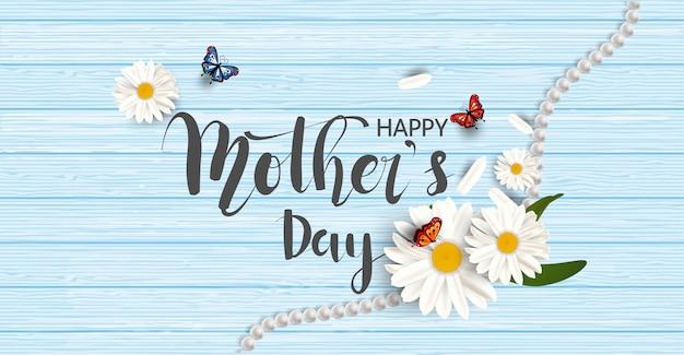 Feliz dia das mães ilustração estilo 3d