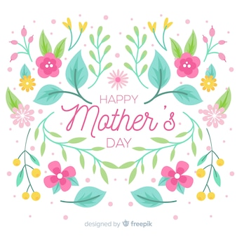 Feliz dia das mães