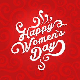 Feliz dia das mulheres