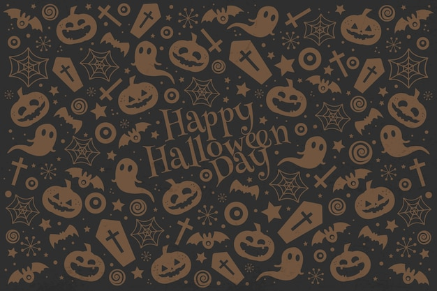 Feliz dia de halloween