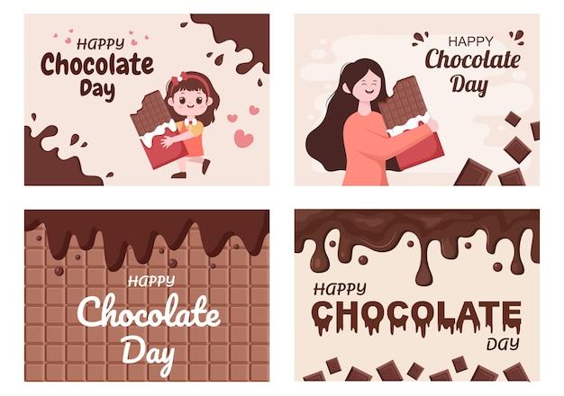 Feliz dia do chocolate