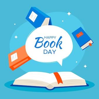 Feliz dia do livro do mundo