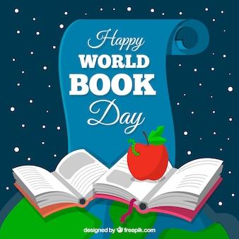 Feliz dia do livro mundial