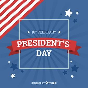 Feliz dia do presidente