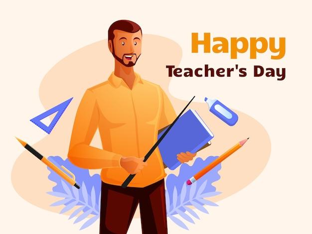 Feliz dia do professor obrigado professor