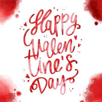 Feliz dia dos namorados letras em vermelho