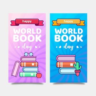 Feliz dia mundial do livro