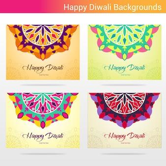 Feliz diwali backgrounds