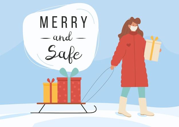 Feliz e seguro natal