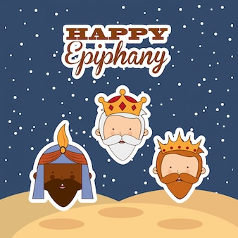 Feliz epifania
