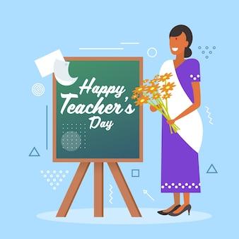 Feliz festa do dia dos professores