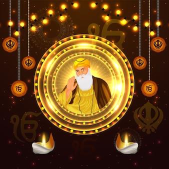 Feliz guru nanak jayanti