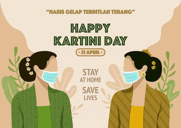 Feliz kartini day celebration