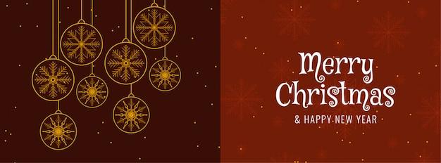 Feliz natal banner