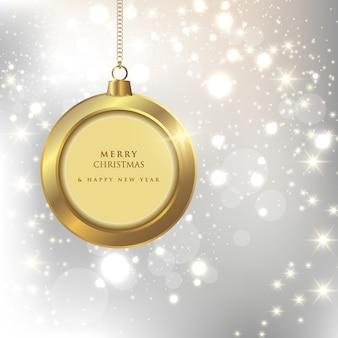 Feliz natal e feliz ano novo. 2019