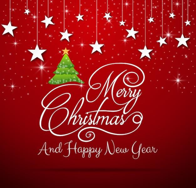 Feliz natal e feliz ano novo 2019