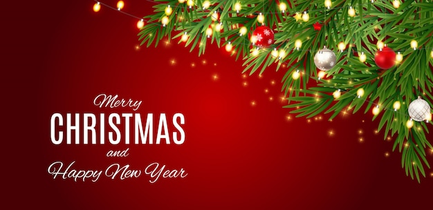 Feliz natal e feliz ano novo cartazes.