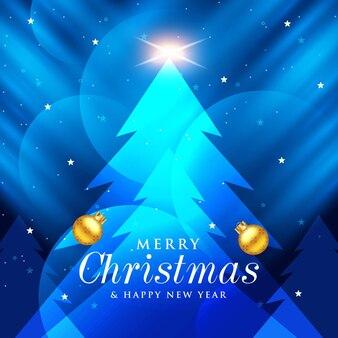 Feliz natal e feliz ano novo nas redes sociais postar web banne