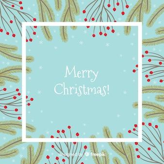 Feliz natal, fundo