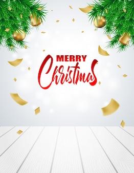 Feliz natal. fundo .