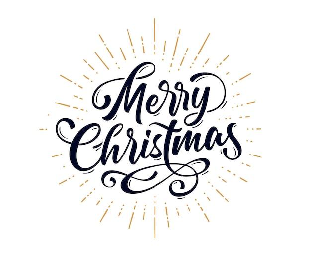 Feliz natal. letras de texto