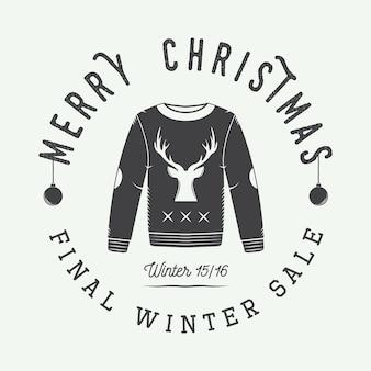 Feliz natal, logotipo